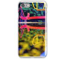 Flooded Playground iPhone Case/Skin