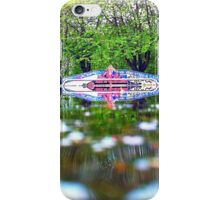 Reflections in the SkatePark iPhone Case/Skin