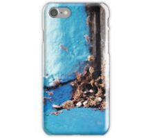 { Corners: where the walls meet #08 } iPhone Case/Skin