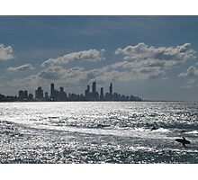 Surfers Paradise! Photographic Print