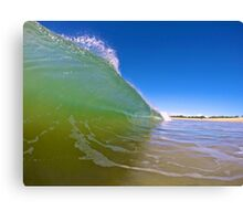 In the barrel.  Canvas Print