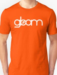 Gloom - Moog Parody Logo White Unisex T-Shirt