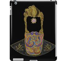 Faceless Rick iPad Case/Skin