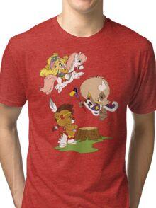Paw Paws Tri-blend T-Shirt