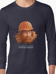 Maelstrom - Never Forget - Construction Worker Long Sleeve T-Shirt