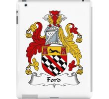 Ford Coat of Arms / Ford Family Crest iPad Case/Skin