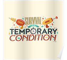Arcade Survival Poster