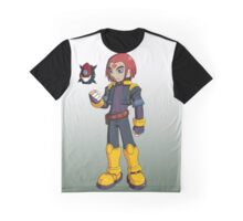 Mega Man Daichi Graphic T-Shirt