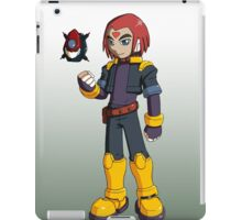Mega Man Daichi iPad Case/Skin
