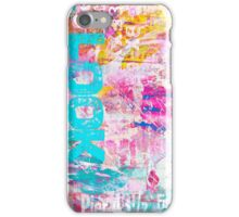 Look iPhone Case/Skin
