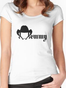 Lemmy Women's Fitted Scoop T-Shirt