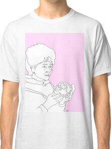 Skull Phone Bling Classic T-Shirt