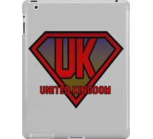 United Kingdom! iPad Case/Skin