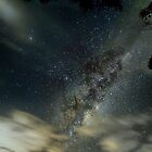 Milky Way Clouds by Tracie Louise
