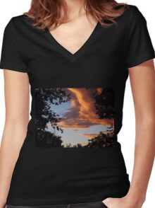 What Dreams May Come  Women's Fitted V-Neck T-Shirt