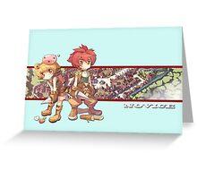 [RO1] Novice Greeting Card