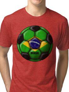 Brasil Ball Tri-blend T-Shirt
