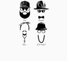 Rick Pharrel Tupac LL Cool J Unisex T-Shirt