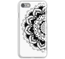 Mandala handmade iPhone Case/Skin