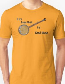 Banjo Music T-Shirt