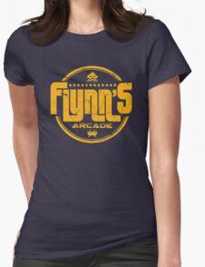 Flynn's Arcade Womens Fitted T-Shirt