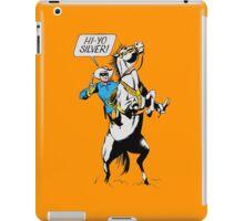 Lone Ranger iPad Case/Skin