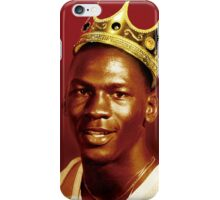 Notorious Michael jordan chicago iPhone Case/Skin