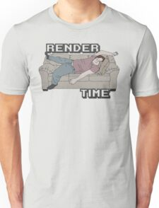 Render Time Unisex T-Shirt