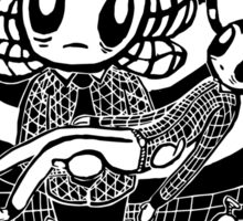 USHI's Friends Sticker