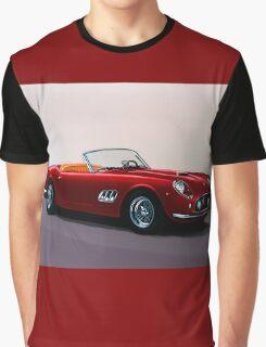 Ferrari 250 GT California Spyder Painting Graphic T-Shirt