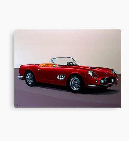 Ferrari 250 GT California Spyder Painting Canvas Print
