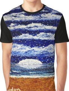 Stars at Night Graphic T-Shirt