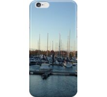 Portuguese Algarve Harbor  iPhone Case/Skin