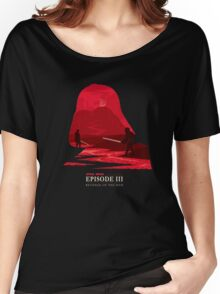 Volcanic Magma Fight Women's Relaxed Fit T-Shirt