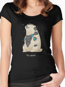 VoliBear Women's Fitted Scoop T-Shirt