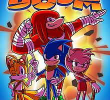 Sonic BOOM by RedFlare