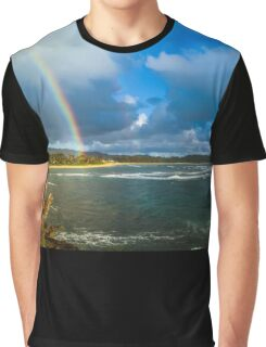Oahu Bow Graphic T-Shirt