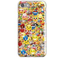 emoji iPhone Case/Skin