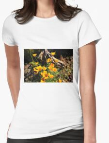 Oh There Is Sunshine Womens Fitted T-Shirt