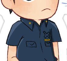 Police Sousuke Sticker
