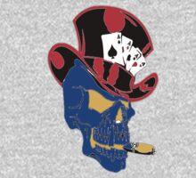 Poker Skull Kids Clothes