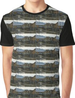 Light Trails on the Arno - Florence, Italy Graphic T-Shirt