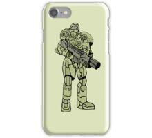 Future soldier iPhone Case/Skin