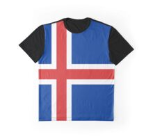 Spirit of Iceland Graphic T-Shirt