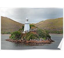 Macquarie Harbour Lighthouse Poster