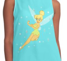 Fairy fists, Fairy magic, fairy fight, tink, tinkerbell, angry tinkerbell, v2 Contrast Tank