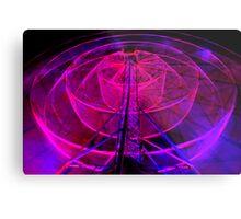 Wheel of Light - Dark Mofo 2014 Metal Print