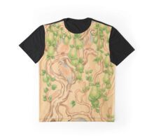 Partridges in a Pear Tree Graphic T-Shirt