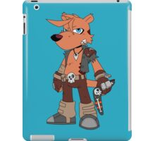 Sly the Tasmanian Tiger iPad Case/Skin