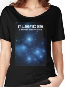 Visit the Pleiades Women's Relaxed Fit T-Shirt
